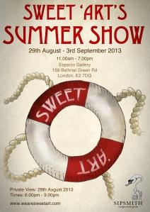 Summer_Show_poster