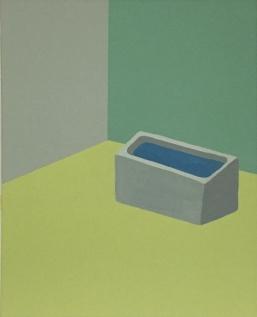 40 x 50.5 cm, acryclic on canvas, 2015